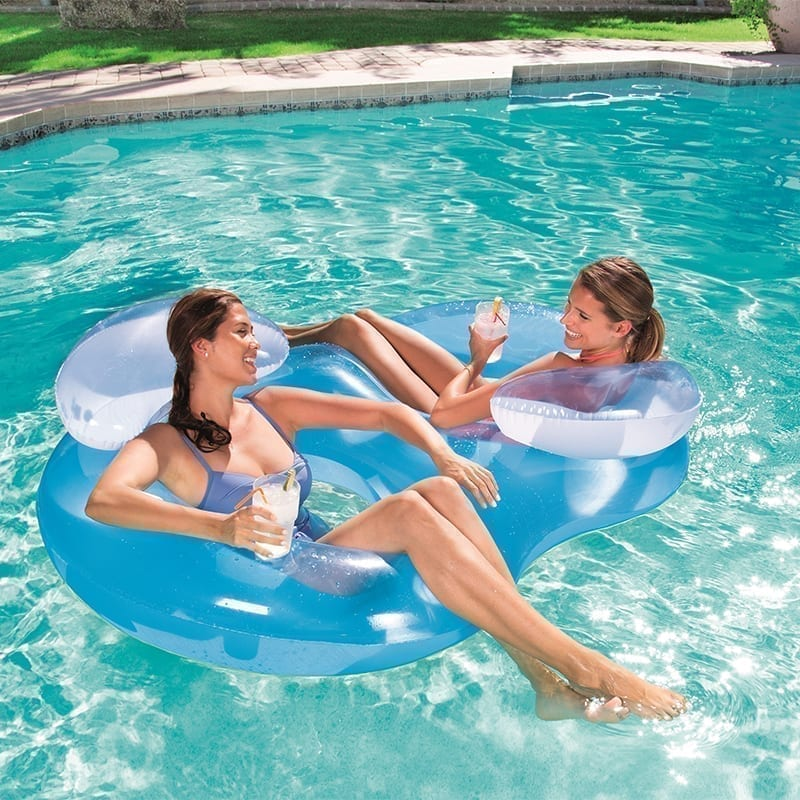 Bestway Inflatable Double Ring Float