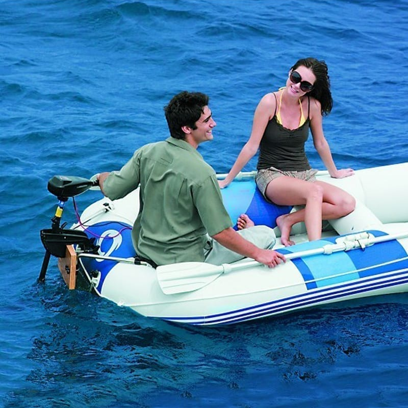 Outboard motor - Electric motor
