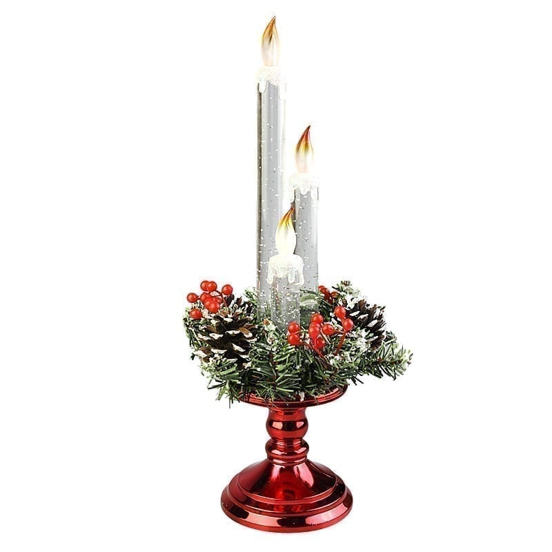 Candle - Christmas ornament