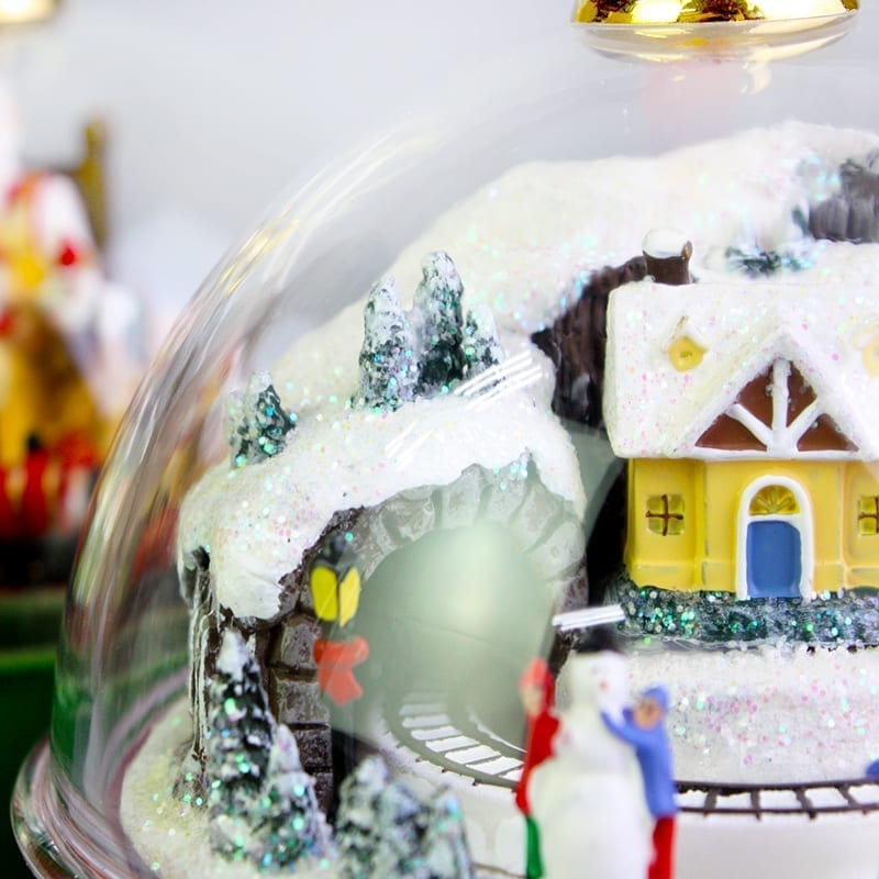 Gingerbread house - Christmas ornament